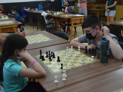 טורניר צ.ל.ש במועדון השחמט בבאר שבע