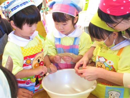 全園児:収穫祭が行われました!
