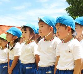 子供がすくすく育つ幼稚園