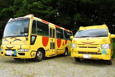 元気な黄色で子供たちに人気