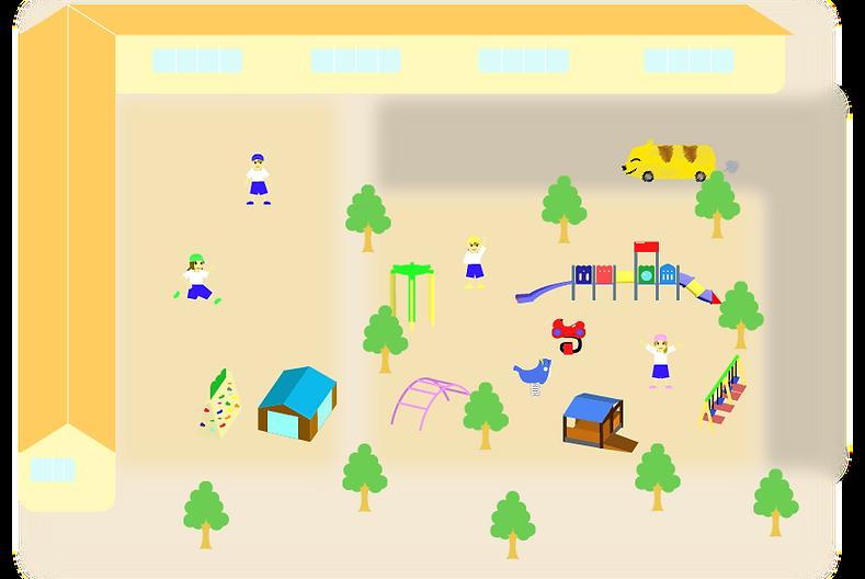 片平幼稚園のマップ