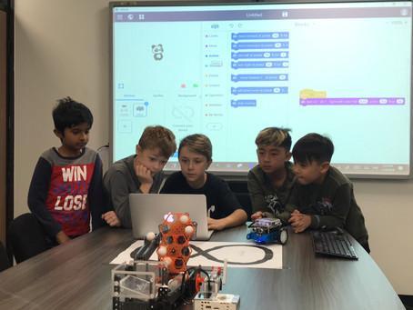 Starton EDU Robotic programming class in San Diego