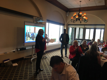 San Diego Realtors Event with MAXPAD