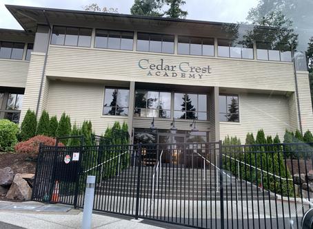 MaxPad now is Seattle Cedar Crest Academy 2019