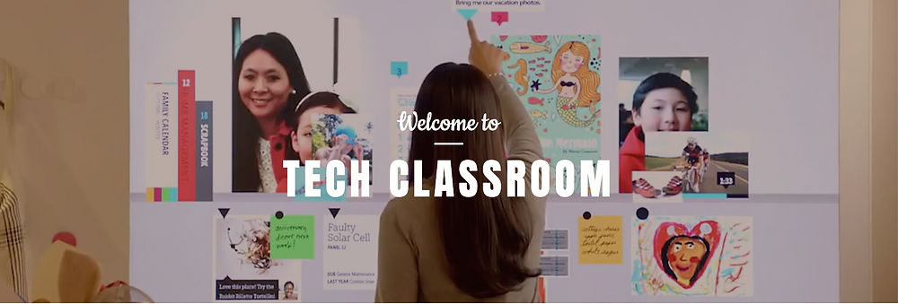 Technology classroom in San Diego