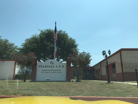 Pearsall I.S.D Administration in Texas