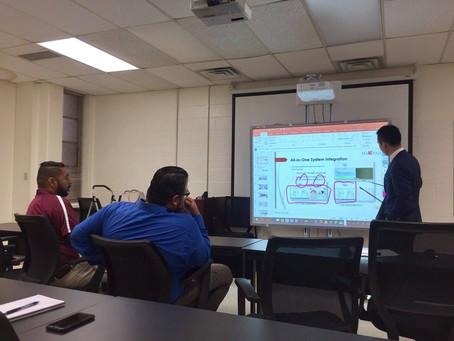 Technology School IT Department in Texas