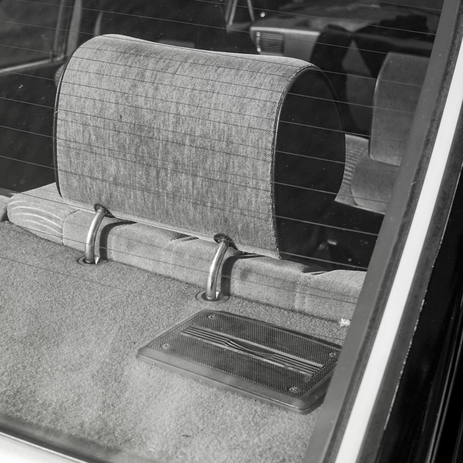 Car Seat BMW