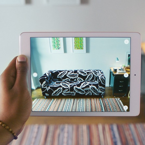 Say Hello to Augmented Reality!