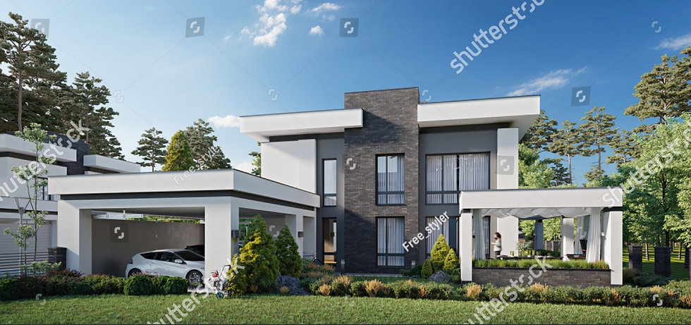 stock-photo-modern-private-house-d-rende