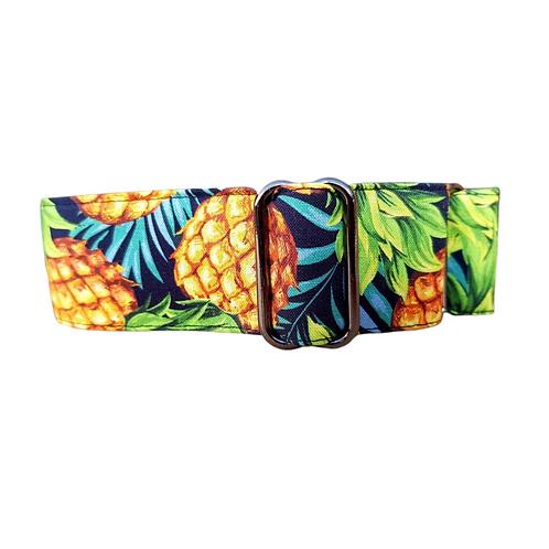 Pineapple martingale collar