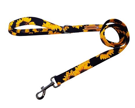 Sunflower dog leash, lead
