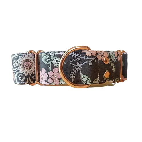 wildflower martingale collar