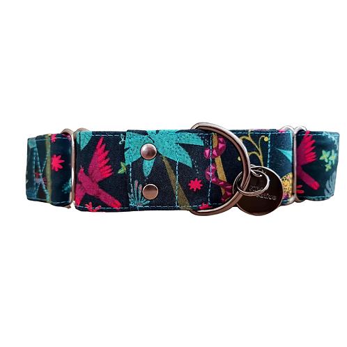 Jungle Hound martingale dog collar,