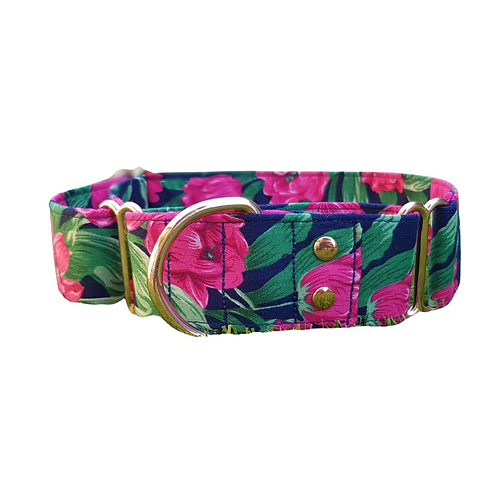 Enchanted Garden Martingale Collar