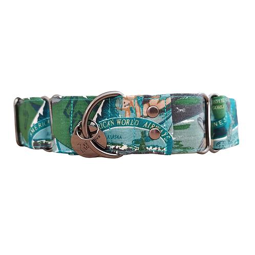 Holiday USA martingale dog collar