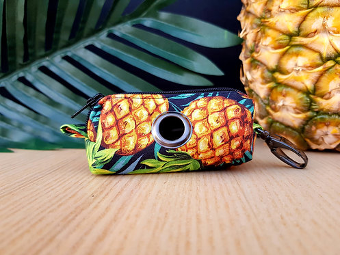Pineapple Poop bag holder