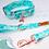 Thumbnail: Arial mermaid dog leash, lead
