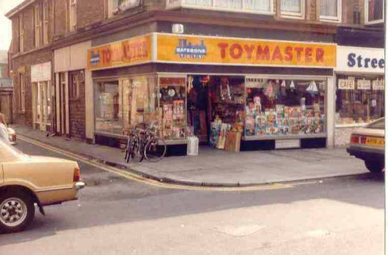 Bateson's Toymaster Waterloo Road and St
