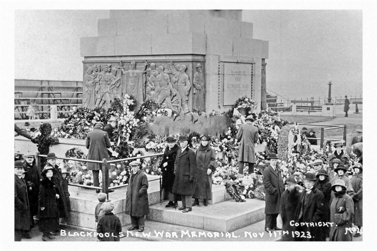 Cenotaph November11th 1923