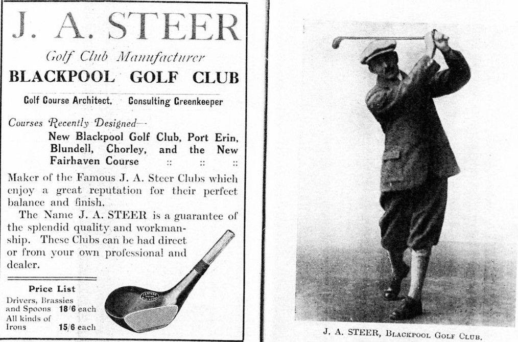 Blackpool Golf Club - south shore (2)