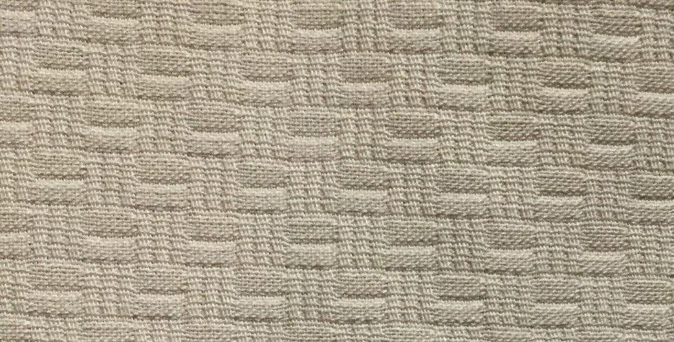 Cream Basket Weave