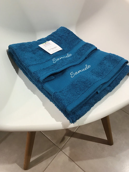 Set Asciugamano + Ospite