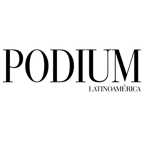 Podium Latinoamérica