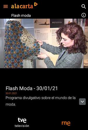 Gabriela Grajales. Flash moda