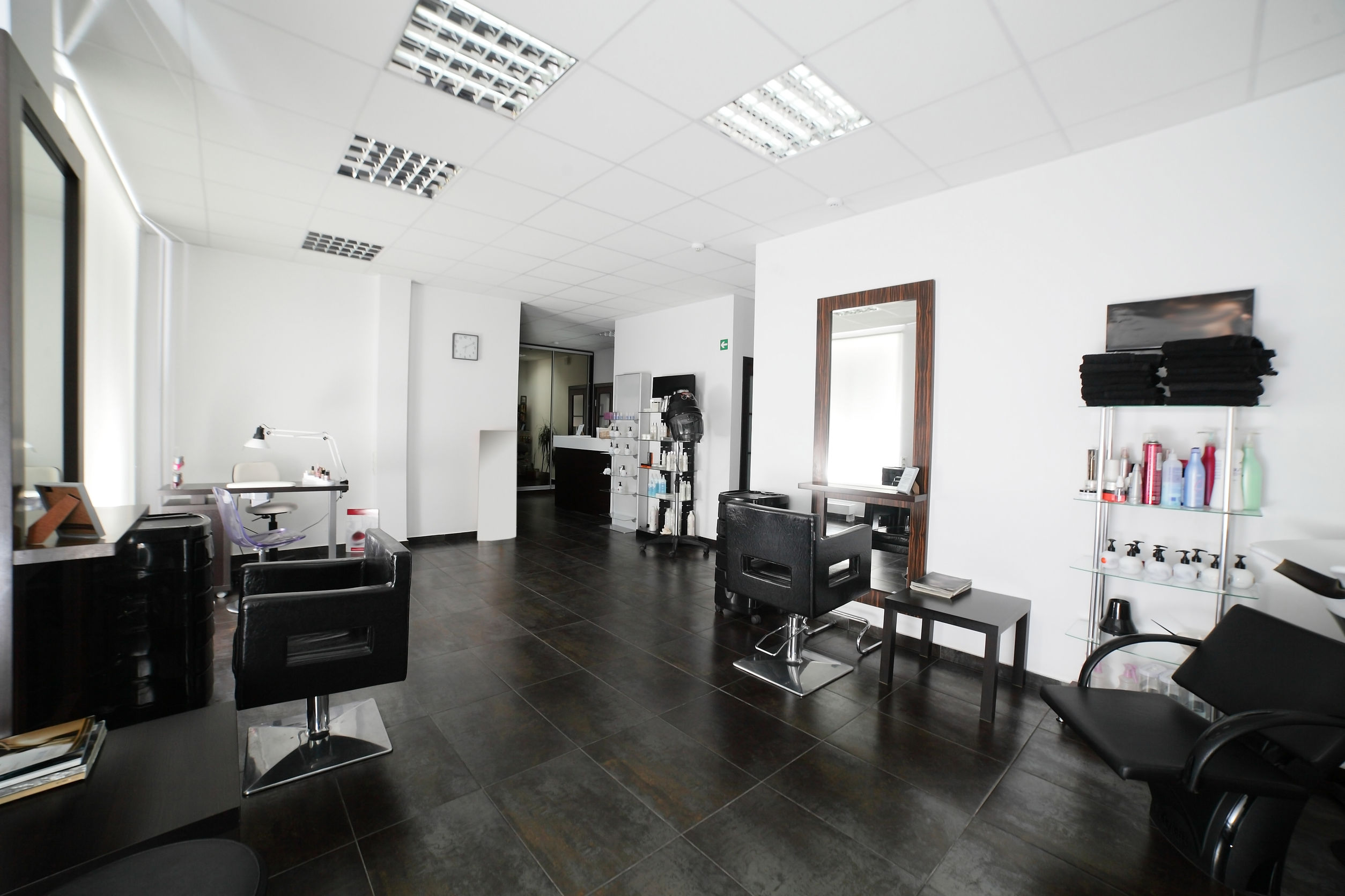 Retail/Commercial Cleaning Service