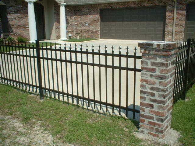 AMKO Fence Ornamental 8