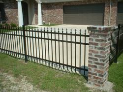 AMKO Fence Ornamental 8