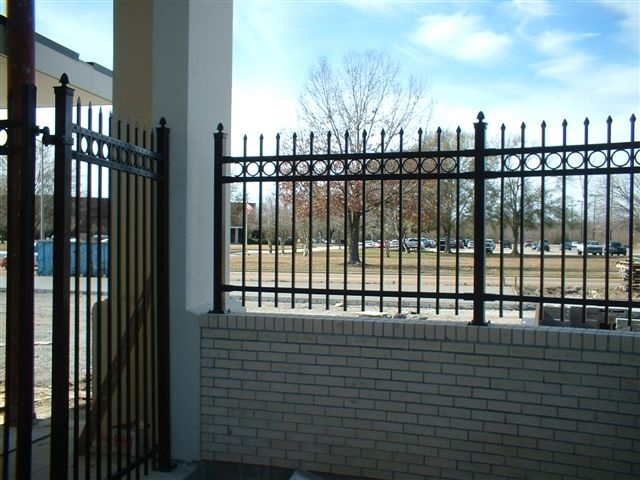 AMKO Fence Ornamental 6