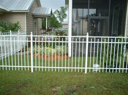 AMKO Fence Ornamental 10