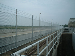 AMKO Fence ChainLink 16