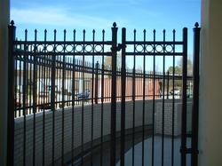 AMKO Fence Ornamental 3