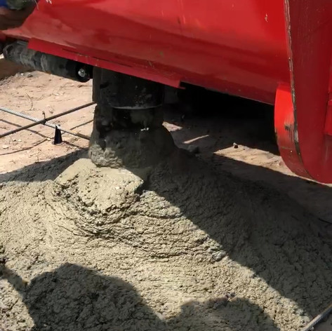 Concrete Driveway in Guyton