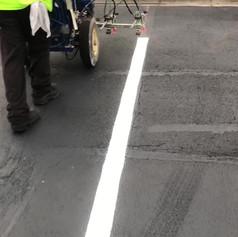 Line Striping Evans ASphalt Repair