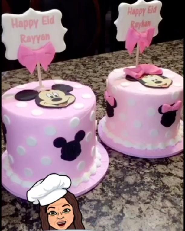 #specialtycakes #twinsbirthdaycake www.specialtysweetc