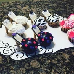Instagram - Stilletto cupcakes!!! Www.Specialtysweetc