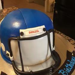 Instagram - Seattle Seahawks Helmet Cake. All Cake All Edible Works of Art. www.specialtysweetc