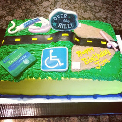 Over the hill sheet cake. Www.specialtysweetc
