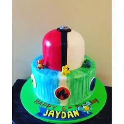Pokemon cake. Www.Specialtysweetc