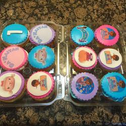 Instagram - Doc McStuffin Cupcakes. Www.Specialtysweetc