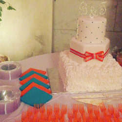 Instagram - 3 tiered fondant and buttercream icing flowers Wedding cake. Www.Specialtysweetc