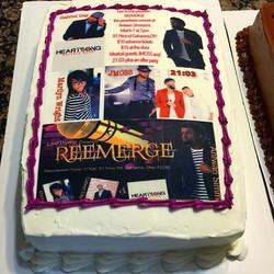 Instagram - Concert celebration sheet cake. Www.specialtysweetc