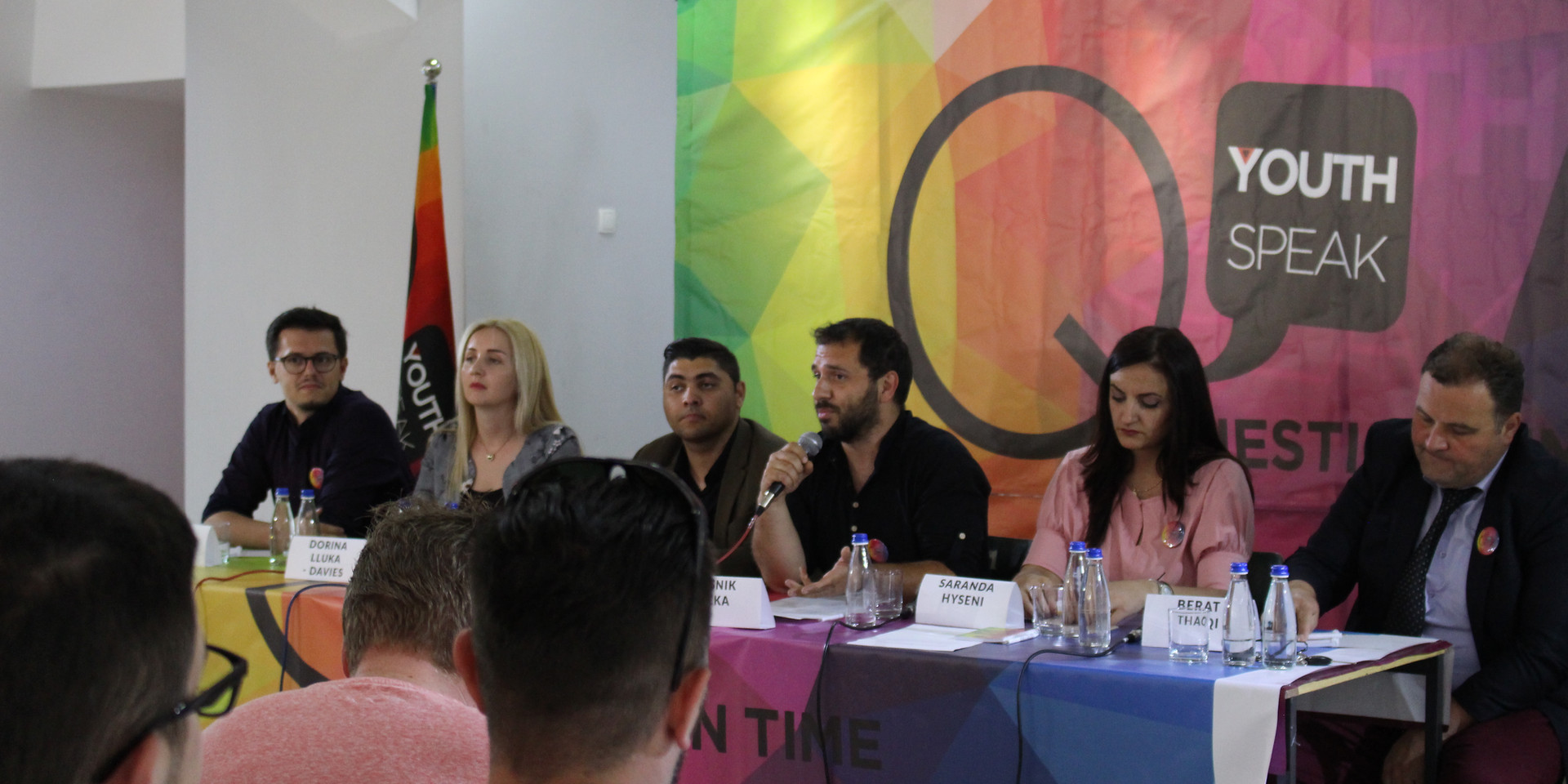 Youth Speak - Question Time