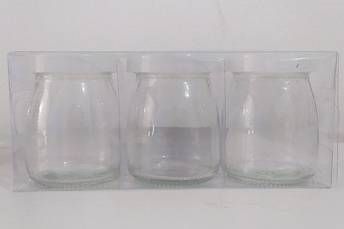 Frascos para recolección de leche
