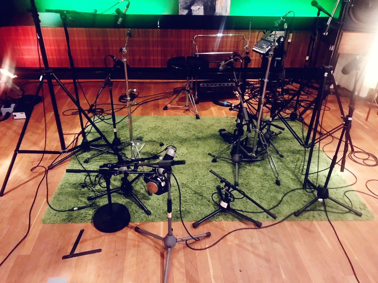 Drum Mics