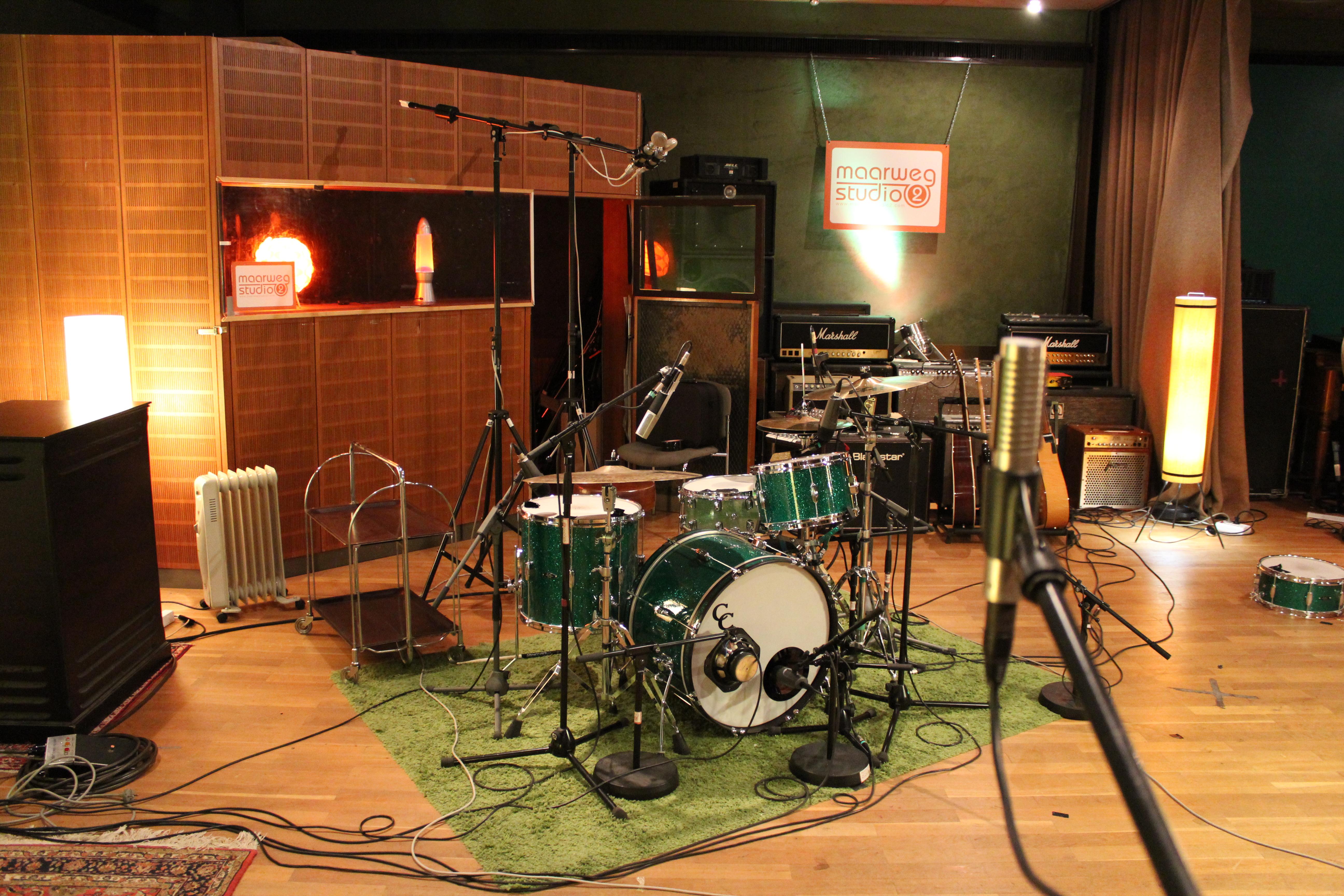Drum Mikrofonie